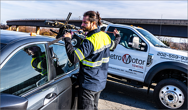 Roadside Assistance from Metro Motor